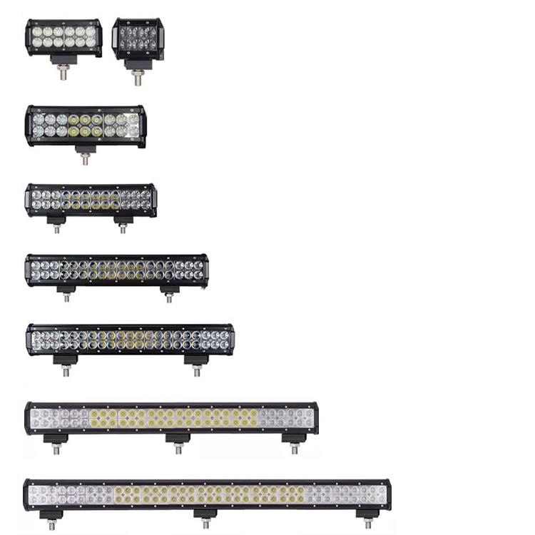 12V 24V 63W LED WORK SPOT LIGHT LAMP CAR JEEP TRUCK BOAT OFFROAD ATV CHASSIS