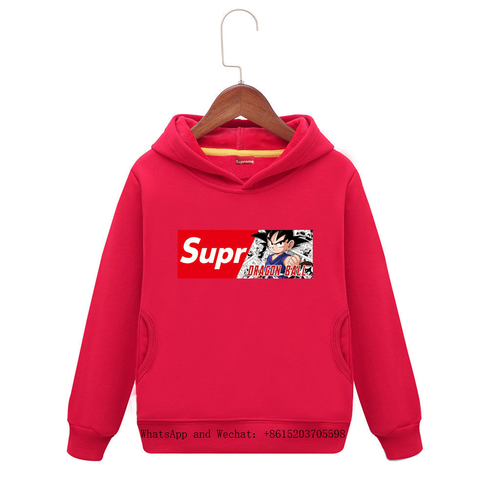 Clothes Parenting Pretend Children Belt Caps Customized Show Print Logo colors cartoon boys hoodie baby clothing dog kids