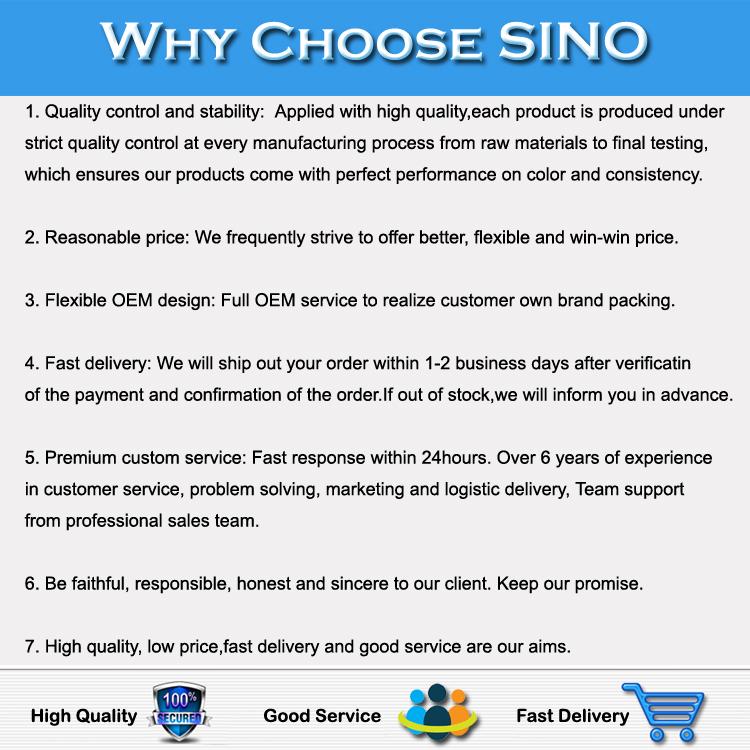 Why Choose SINO
