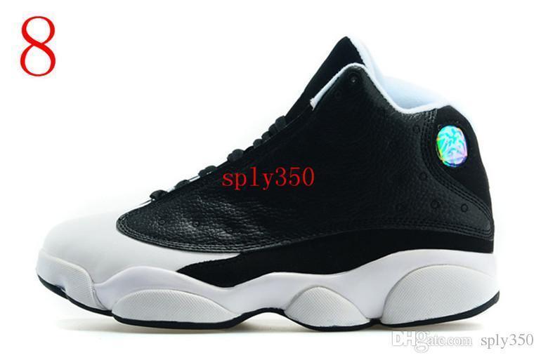 Venta al por mayor de calidad superior barato nuevo 13 13 s zapatos de baloncesto para hombre zapatillas de deporte de las mujeres entrenadores deportivos zapatillas para hombre diseñador tamaño 5.5-12