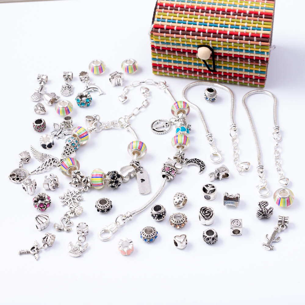 kit bracelet pandora fille