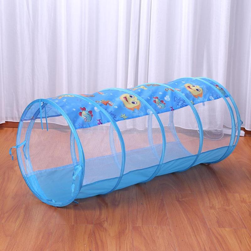 Children Tent Ball Pool Playhouse Kids Inflatable Pool Folded Play Tents Kids Outdoor Game in Play Tent for Kids