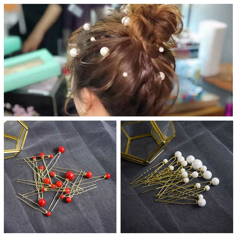 Women Girl Fashion Hair Style Clip Stick Bun Maker Braid Tool Kit Hair Headdress