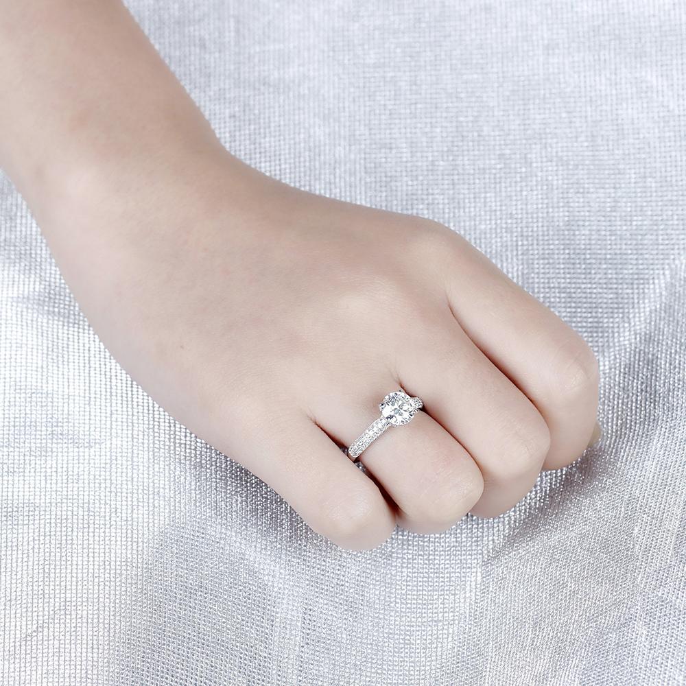 1.5CT moissanite engagement ring (6)