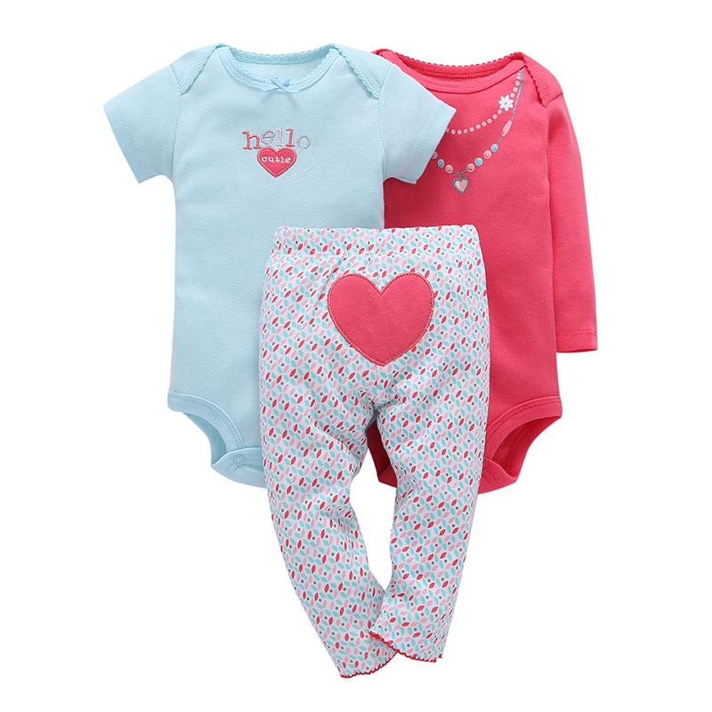 Original bebes Baby kids girl Clothings Set, conjuntos roupas de bebe Baby wholesale newborn baby girl clothes sets