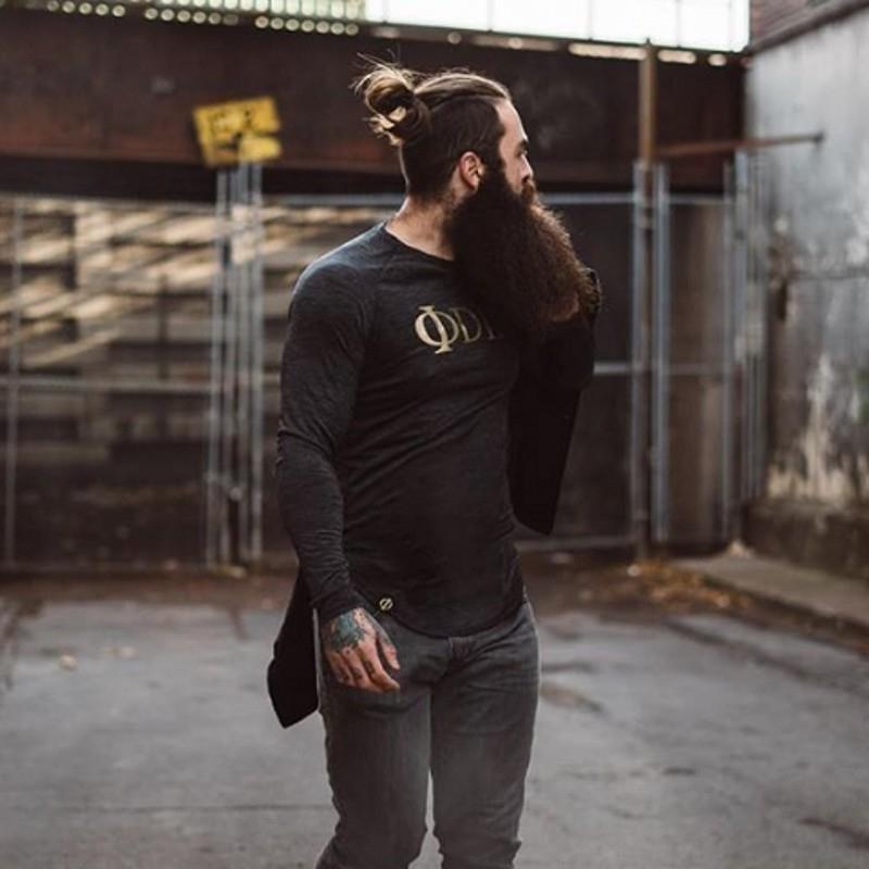 Men Long Sleeve T Shirt Sport gym shirt (11)