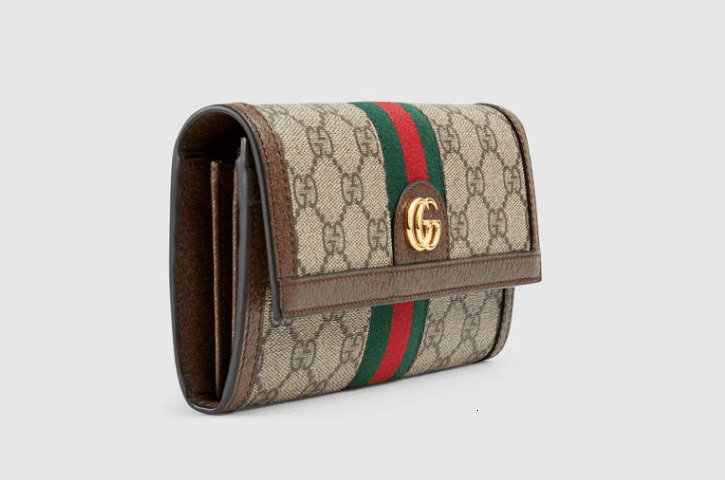 Gucci/Gucci Ophidia Series GG Long Wallet 523153 96IWG 8745
