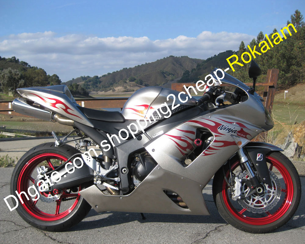 Motorcycle Turn Signal For Kawasaki 2003-2006 ZX-6R ZX636 2004-2005 ZX-10R Smoke
