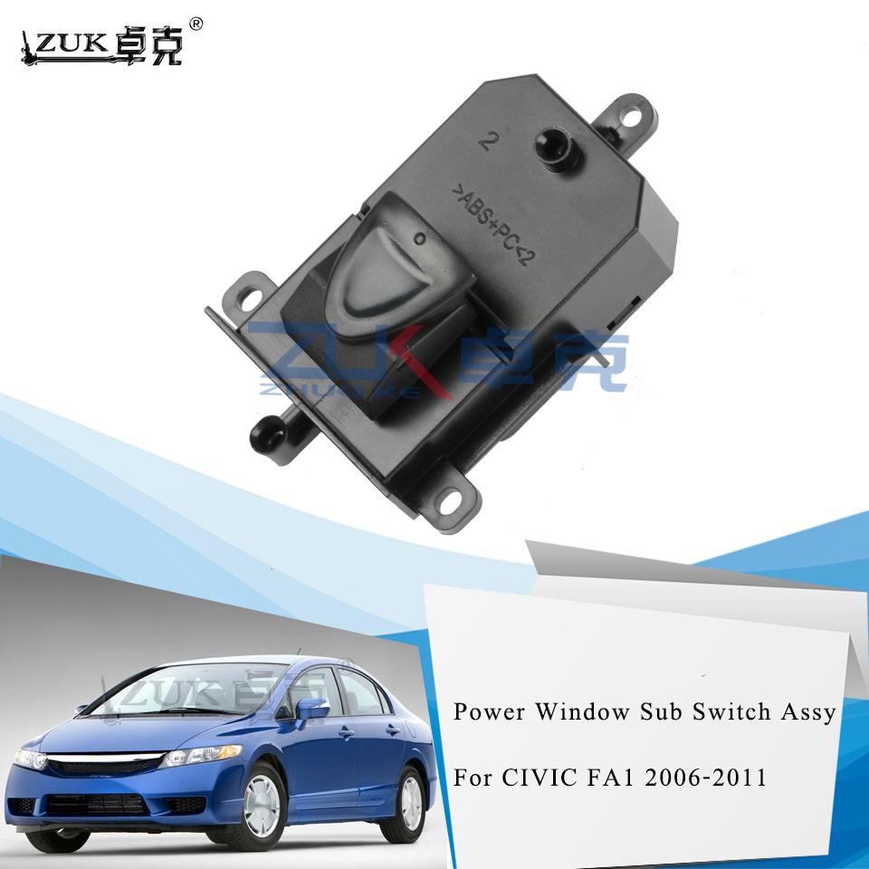 02-05 Honda Civic OEM Rear Left Driver side ABS sensor Fit Hatchback Si only