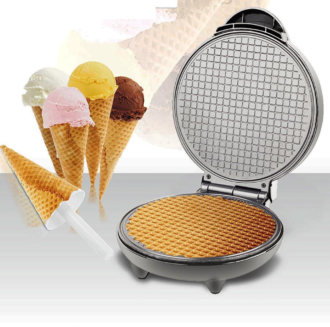 Eier Rolle Pfanne Waffeleisen Bratpfanne Kit Kitchen Tool Eiscreme Maker Knusprige Omelett Pan