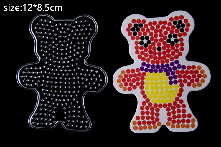 5mm hama beads small template c7
