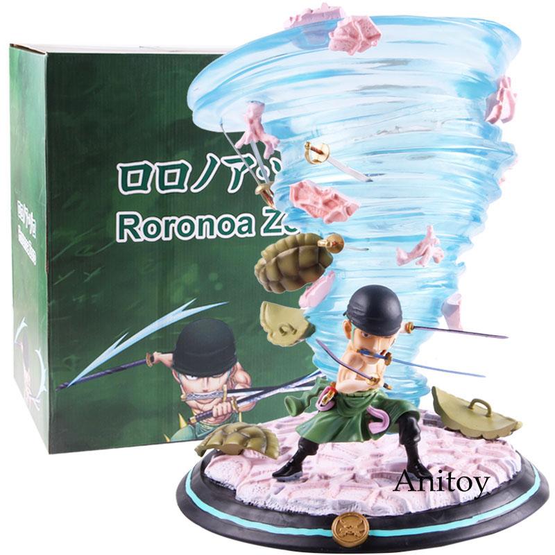 Roronoa Zoro Dolls Action Figure inbox Anime One Piece Decisive Battle Ver