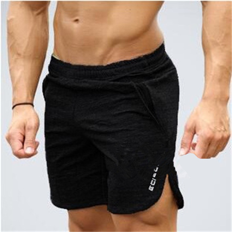 Men's Casual Shorts Crossfit Tights Gyms Clothing Active Panties Elastic Waist Bicycle Fitness Wicking Quick-drying Underpants SH19062701