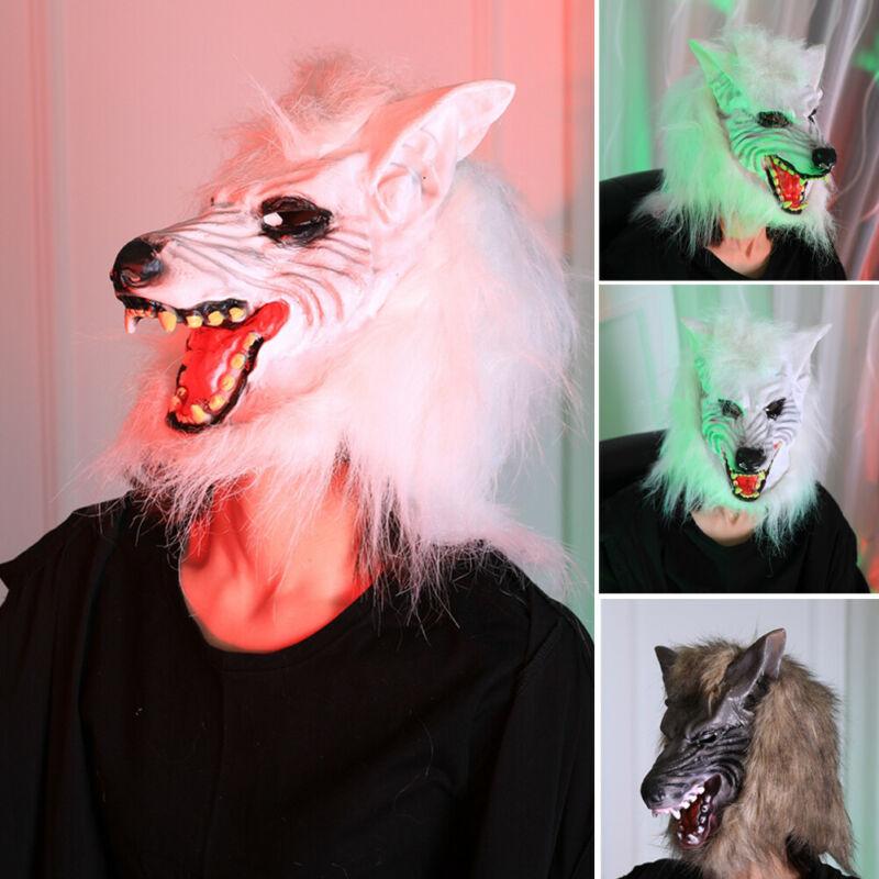 Halloween Mask Adults Animal 3D Accessories Fancy Dress