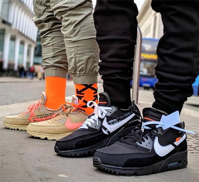 Nike off spento
