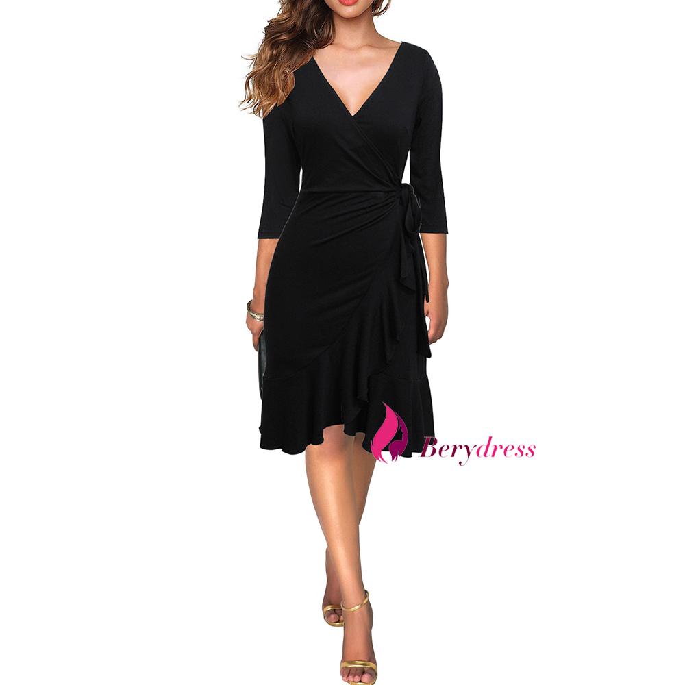 black dress front-3