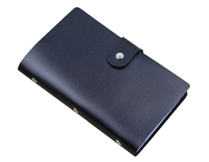 Card Holder women/&men card bags name ID Business Leather 156 Bank credit Card Ca