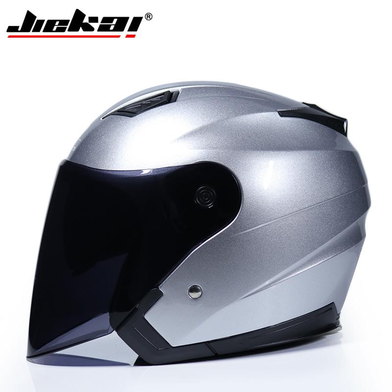Detachable FRP Mask Motorcycle Full Face Helmet For Motorbike Race Pilot Goggles