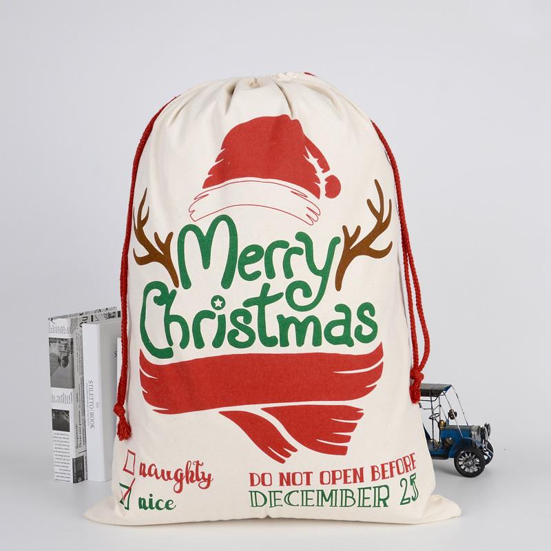 VINTAGE Hessian Potato Sacks x3 Snowman Brand!