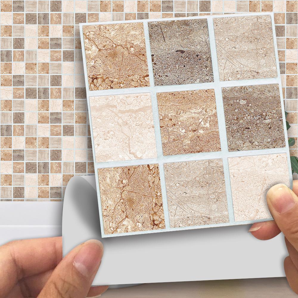Piastrelle Pvc Adesive Cucina wholesale mosaic tile pieces - buy cheap mosaic tile pieces