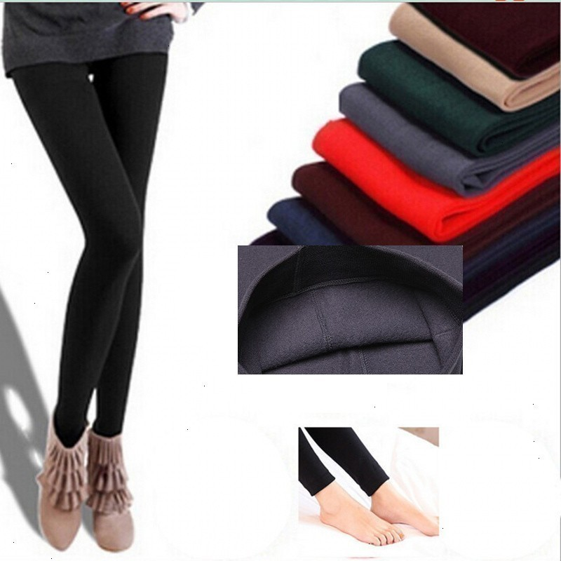Hot-sale--Autumn-winter-warm-women-leggings-skinny-stretch-fleece-Women-Casual-Faux-Velvet-Women