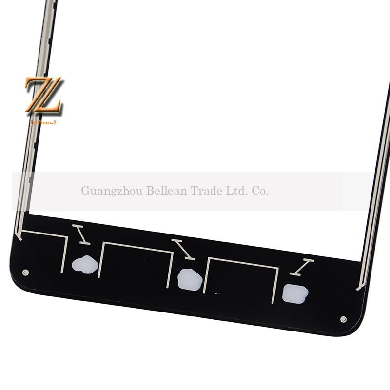 5.5'' Black Color K6000 Touchscreen For Oukitel K6000 Touch Screen Sensor Glass Panel Repair Parts Assembly with Tools