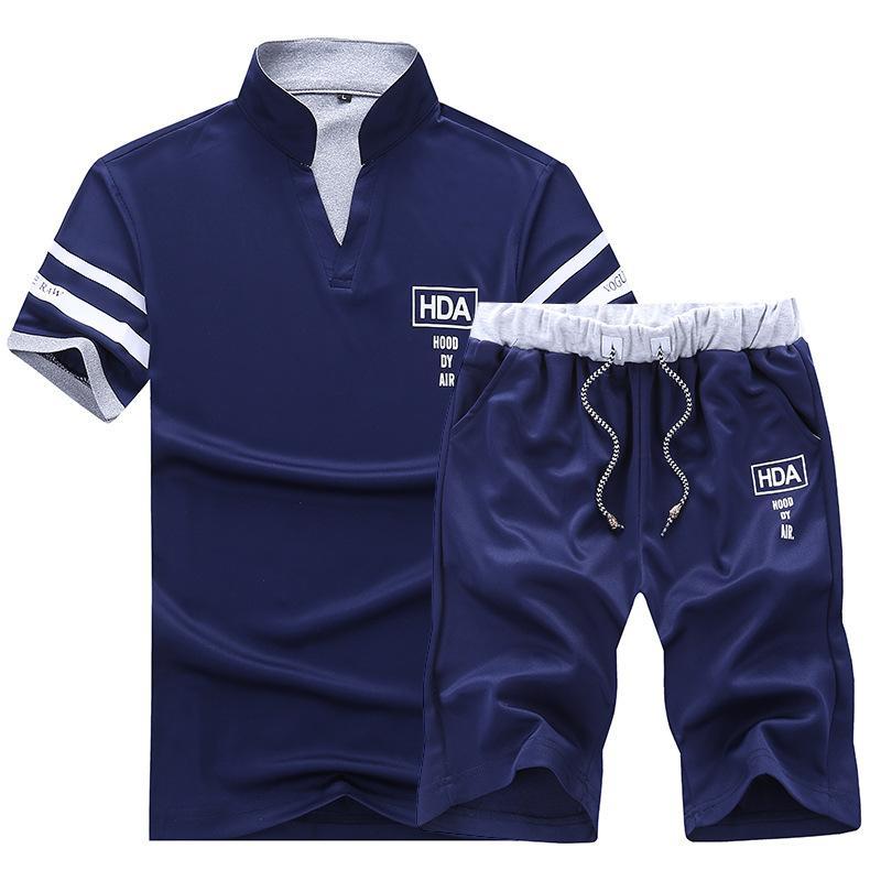 Summer-Men-Sportwear-Tracksuit-Sets-Male-Outwear-Sweatshirts-Patchwork-Sweat-Suit-Brand-Casual-2-pcs-Mens