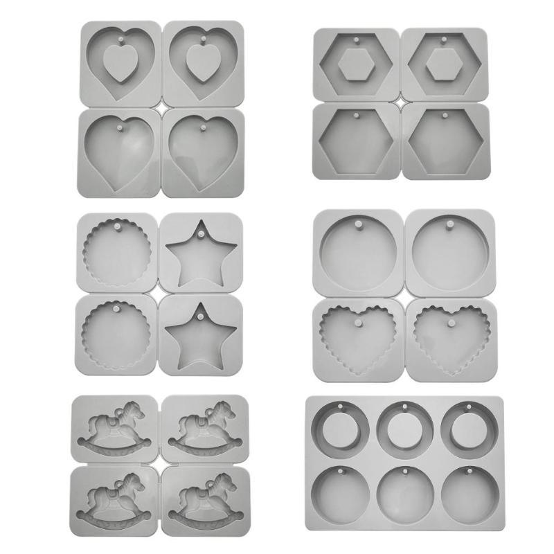 """Molde Jabón /""""Ornamento 3/"""" Plástico Molde de fabricación de jabón"""