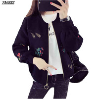 YAGENZ-Embroidered-Knit-Cardigan-Sweater-Short-Coat-Women-2017-New-Spring-Summer-Students-Sweater-Jacket-Loose.jpg_200x200