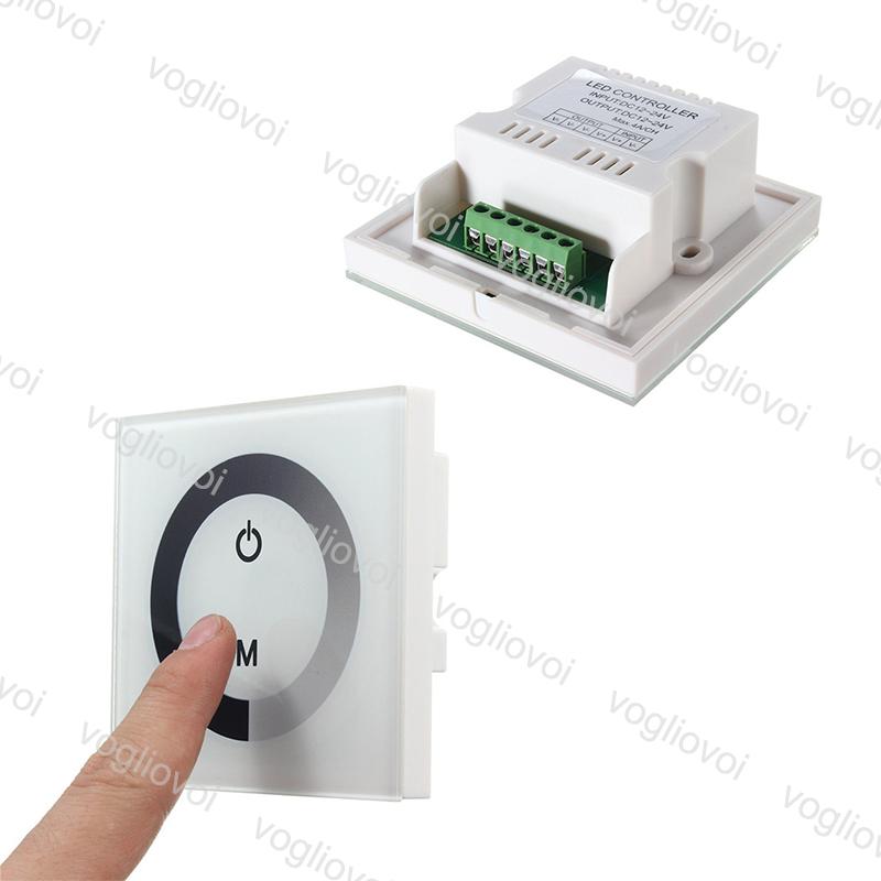 Indoor Mount Plastic 630W Light Control Dimmer Switch
