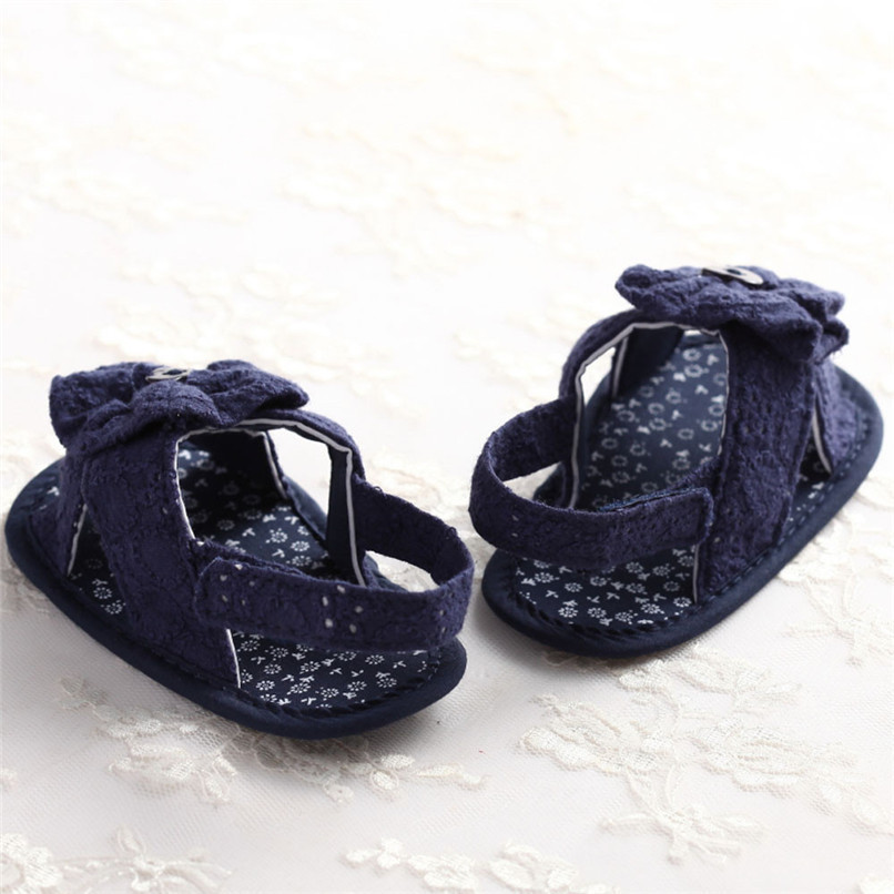 Summer Baby Girl Sandals Toddler Baby Flower Princess Cotton Fabric Sandals Girls Kid Shoes NDA84L25 (9)