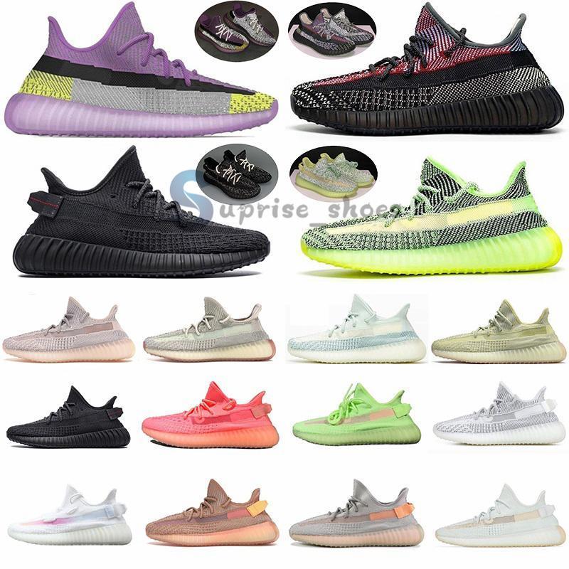Shinny Fluorescent Lumineux Réfléchissant 3 M Blanc Casual Chaussures Plate Forme Sneakers Hommes Femmes En Cuir Confort Loisirs Dames chaussures Avec