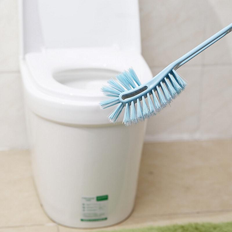 TOPBATHY 5pcs Remplacement de Brosse de Toilette Compact en Forme de Boule Ronde en Plastique brosses de Toilette t/êtes Brosse de Nettoyage en Profondeur