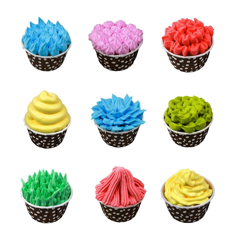 Pastry Nozzles (3)