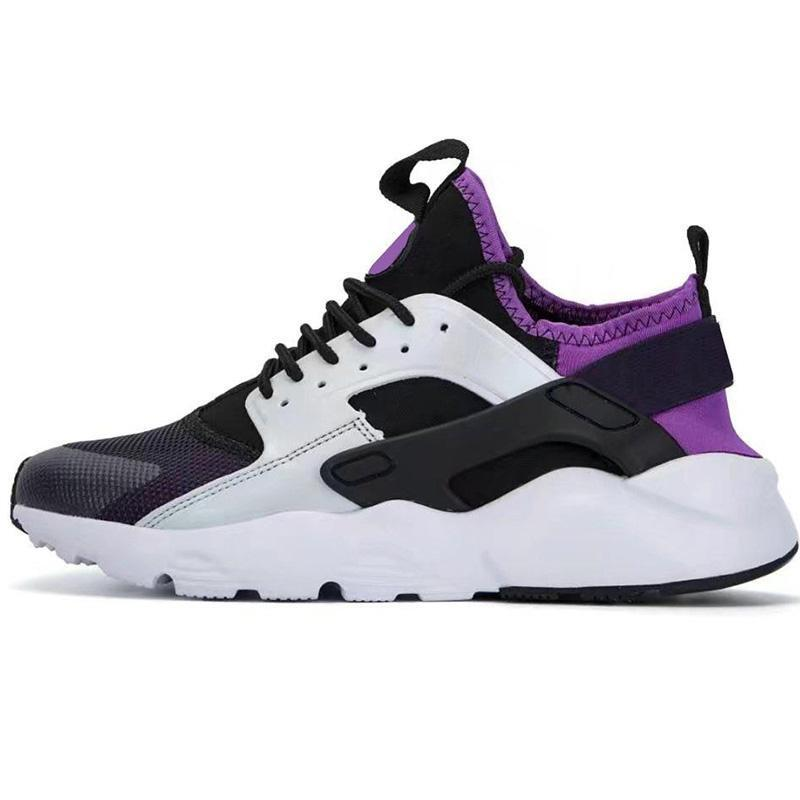 Huaraches 2019 Shoes 1.0 4.0 Mens Womens Run Shoe Rose Gold Pink Triple White Black Classic Huarache Trainers Sneakers Sports Shoe