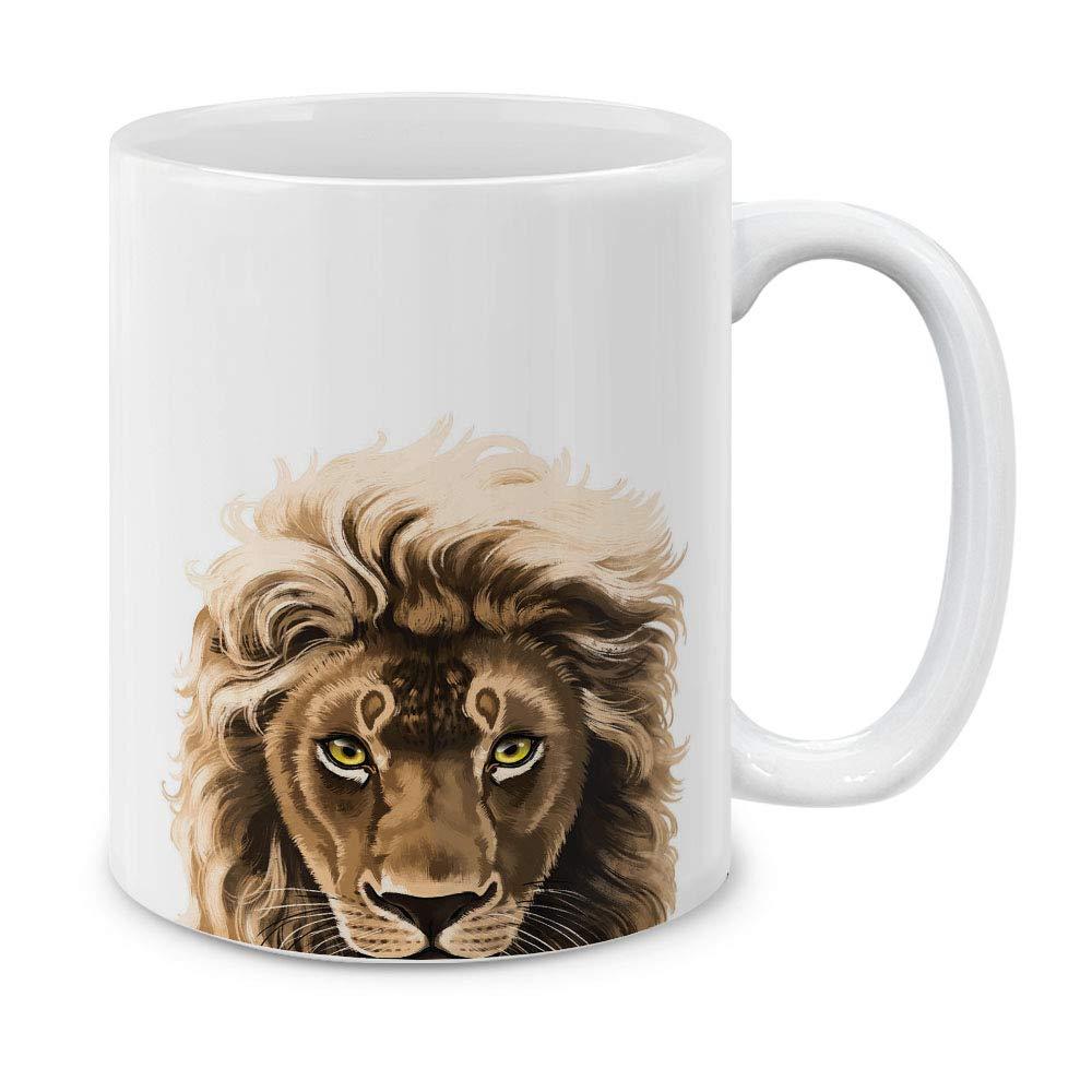 Lion Ceramic Coffee Mug An Ideal Gift