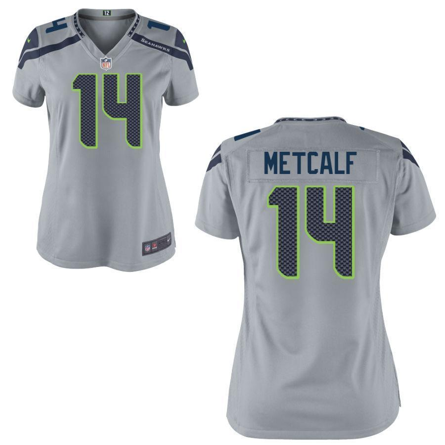 premium selection e6ab2 7d471 2019 LJ Collier Seahawks Jersey DK Metcalf Russell Wilson Travis Homer  Demarcus Christmas Earl Thomas Custom American Football Jerseys White 4xl  From ...