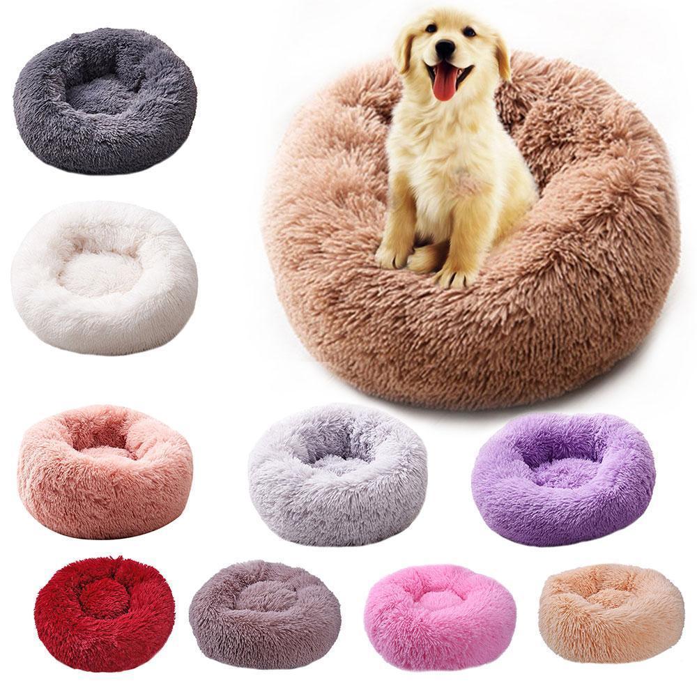 Canape Chien Maison Du Monde super soft dog bed lavable longue peluche niche sommeil profond chiens  maison velvet tapis canapé pour chien chihuahua panier pour chiens
