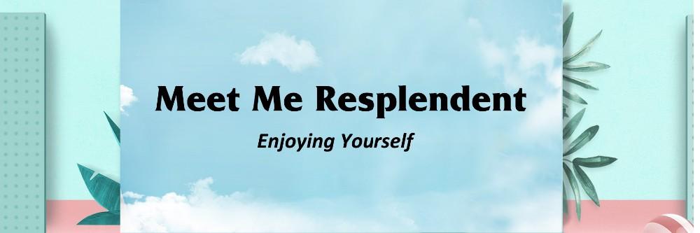 Enjoying Yourself