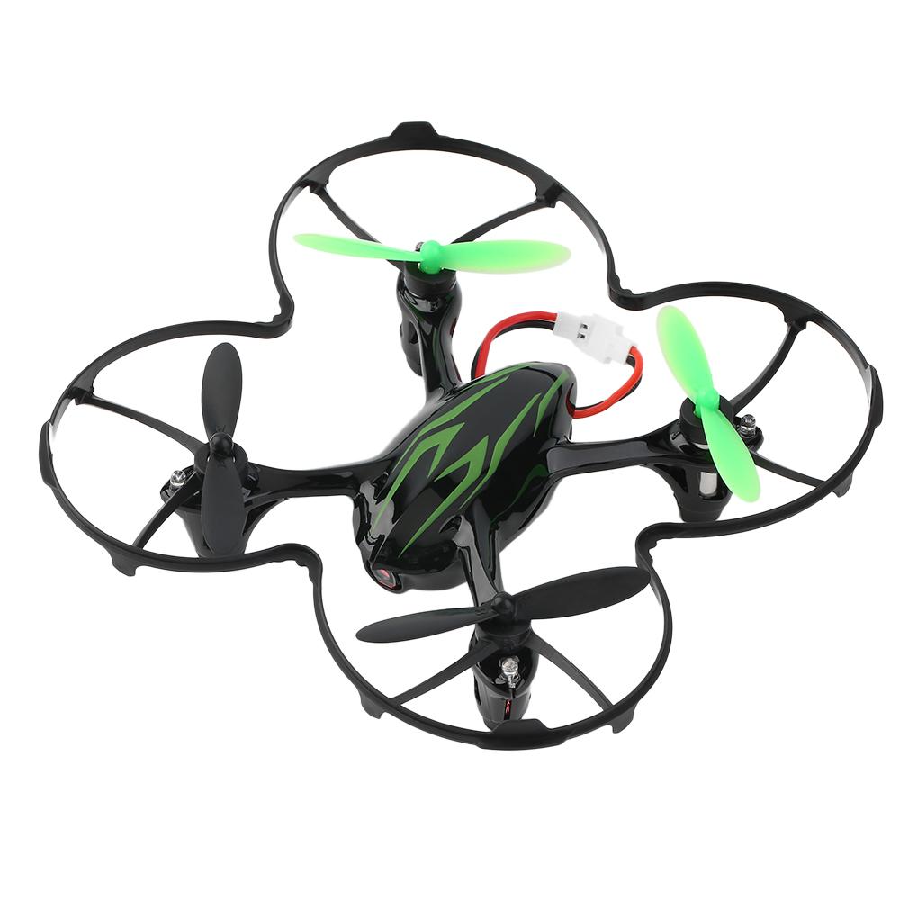 Original HUBSAN H107C 4 Axes 2.4GHZ Wireless Remote Control Quadcopter With 2MP HD Camera Mini Drone Remote Control Model Toys