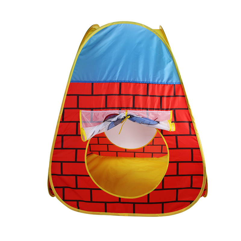 Play House Kids Gifts Outdoor Toy Tents Folding Tent Children Tent Baby Toys For Children Ball Pool Castle Tents Ball Pool (8)