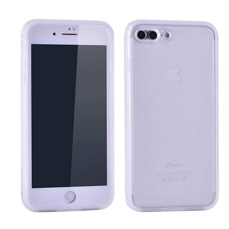 Clear white