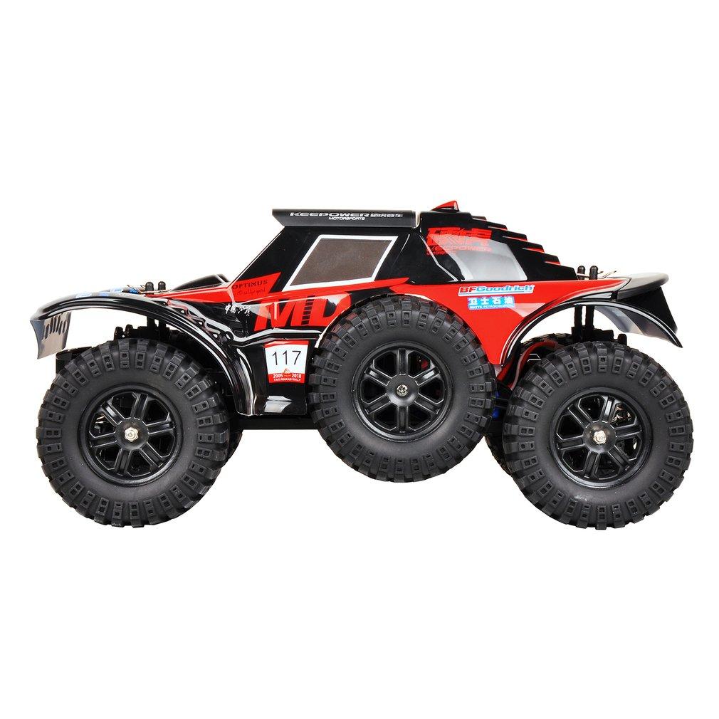 commercio all'ingrosso 124012 RC Climber 540 Brush Motor 2.4G 1:12 Off-road Off-road a quattro ruote motrici automatiche Veicolo RC Auto da corsa Modello