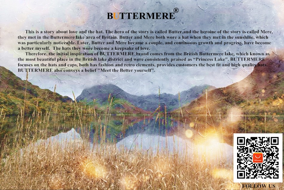 Buttermere brand story EWM