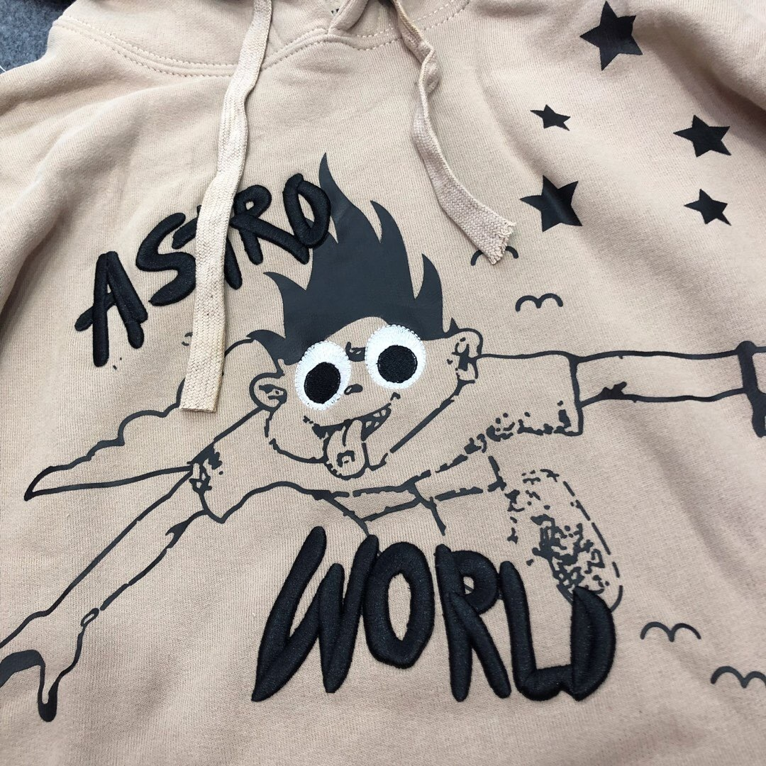 Best Quality Scott New Album Astroworld I Can Fly Embroidery Women Men Hoodies Sweatshirts Hiphop Men Cotton Hoodie Pullover
