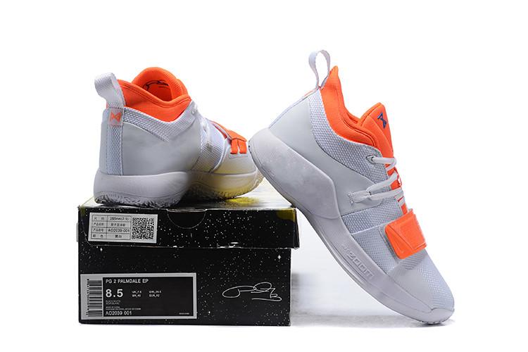 Nouveau 2019 Arriver Couleur Dragon Paul George 2.5 Pg Ii Ep Road Master Chaussures de Basketball Pour Hommes Pg2.5 2.5s Vert Noir Casual Sport Baskets 40-46