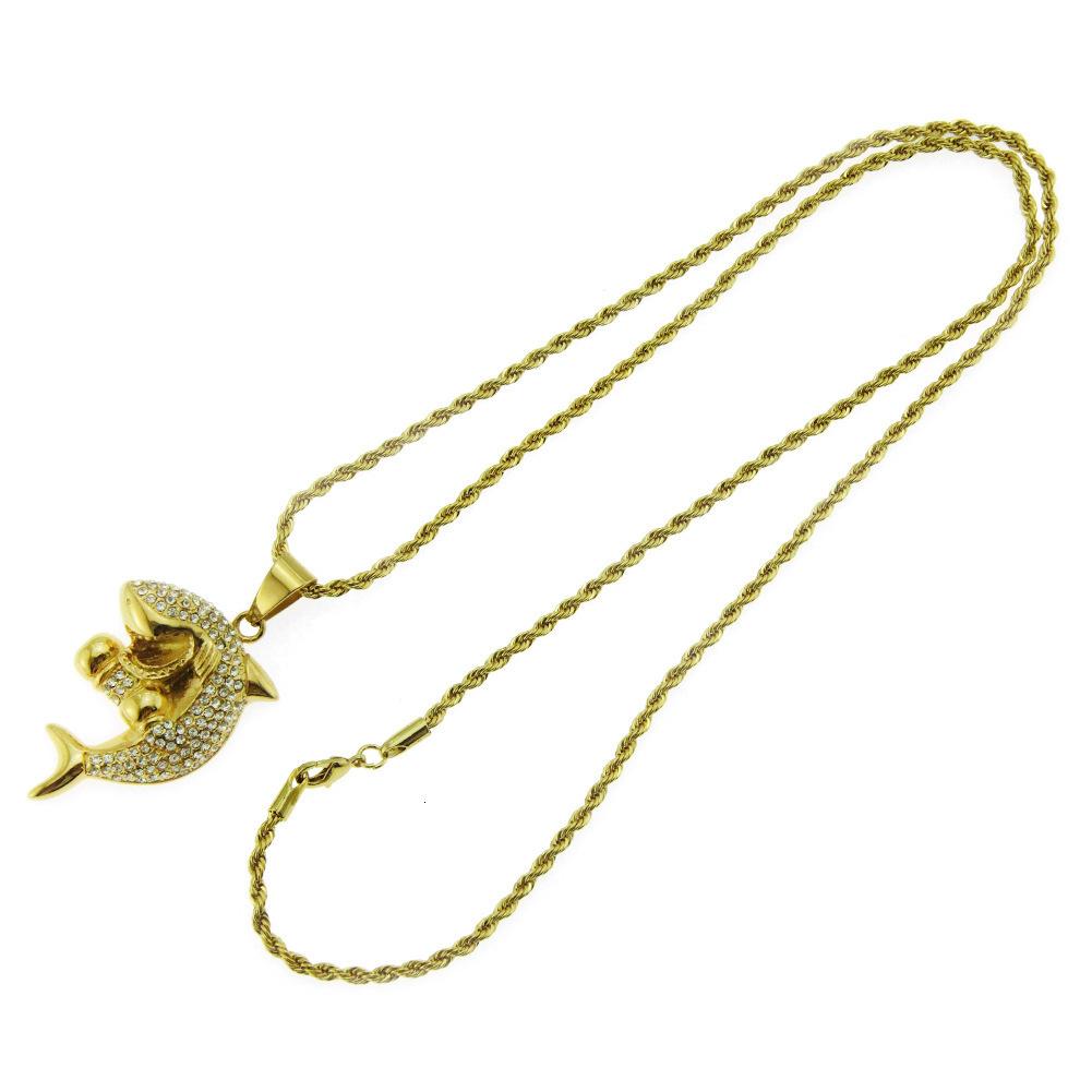 Accessoires Ornements en trois dimensions strass Exagération Pendeloque Cut design de luxe femmes collier de bijoux