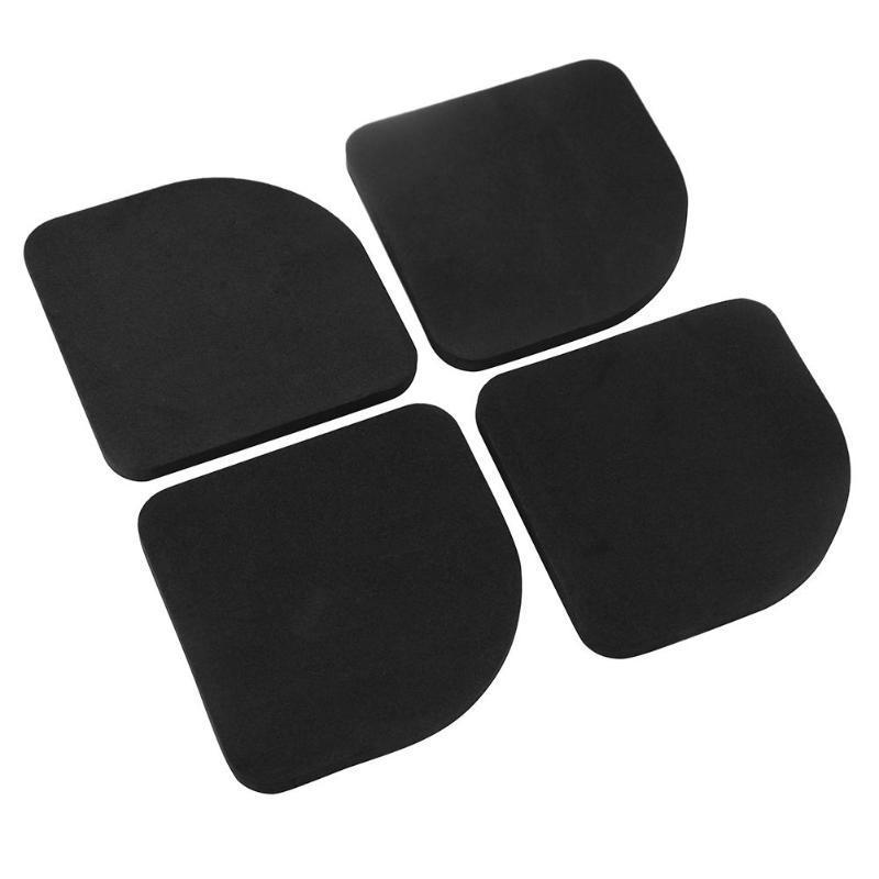 Machine Anti Vibration Pad Shock Proof Non Slip Foot Feet Tailorable Mat Refrigerator Floor Furniture Protectors