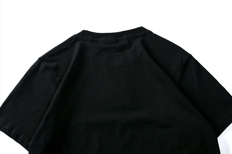 Virgin Mary Printed Short Sleeve T Shirts 8