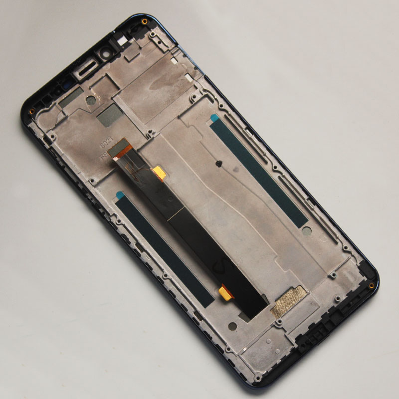 5.99 inch CUBOT X18 PLUS LCD Display+Touch Screen Digitizer +Frame Assembly 100% Original New LCD+Touch Digitizer for X18 PLUS